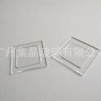 供应封装玻璃片,盖板玻璃片高透光92%,耐高温500°