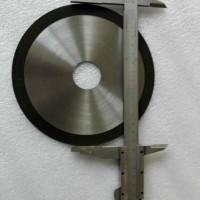 厂家直销 石英玻璃 切割专用金刚石超薄树脂切割片(可定做)