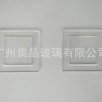 带凹槽盖板玻璃,盖板封装,封装玻璃,厚度0.7mm