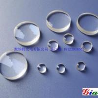 加工定制各种中高端镜头玻璃,玻璃透镜,胶合透镜,镜头镜片