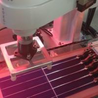 100MW光伏太阳能组件生产线 山东太阳能组件生产设备