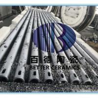 三元材料辊道窑冷却带高温陶瓷棍棒碳化硅杆
