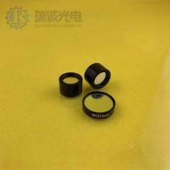 275nm紫外窄带滤光片 带通滤光片瑞诚光电生产厂家