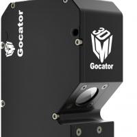 LMI Gocator2512三维线激光传感器扫描镜面
