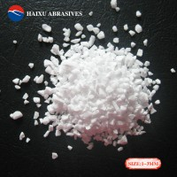 海旭磨料澳洲铝粉原料生产 高密度板状刚玉 钢包衬料