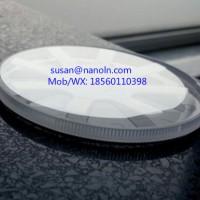自支撑超薄超平晶片硅片20~60um用于热释电红外探测器晶振