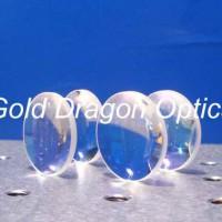 金龙DCXK9双凸球面镜/K9双凸透镜