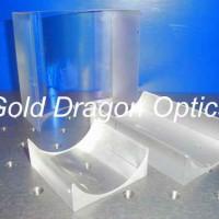 K9平凹柱面镜,JGS1石英平凹柱面镜