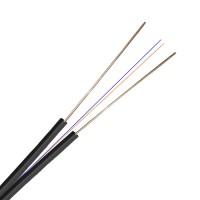 2芯GJXH室内光缆FTTH蝶形皮线光缆