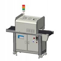 移动式传送带式UV固化机200*100三面照射